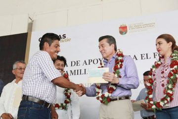 Benefician a 5 mil campesinos