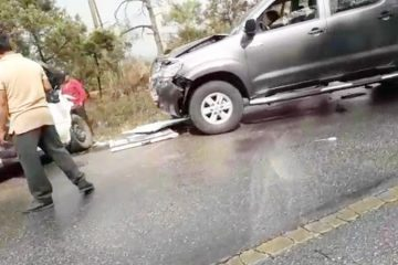Fuerte accidente en Teopisca