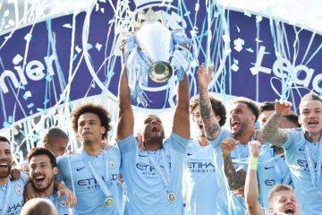 Manchester City, campeón en la Premier League