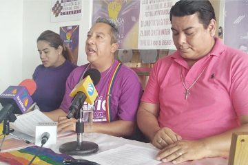 Vulnerables migrantes LGBTI