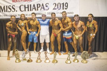 Mr y Miss Chiapas 2019